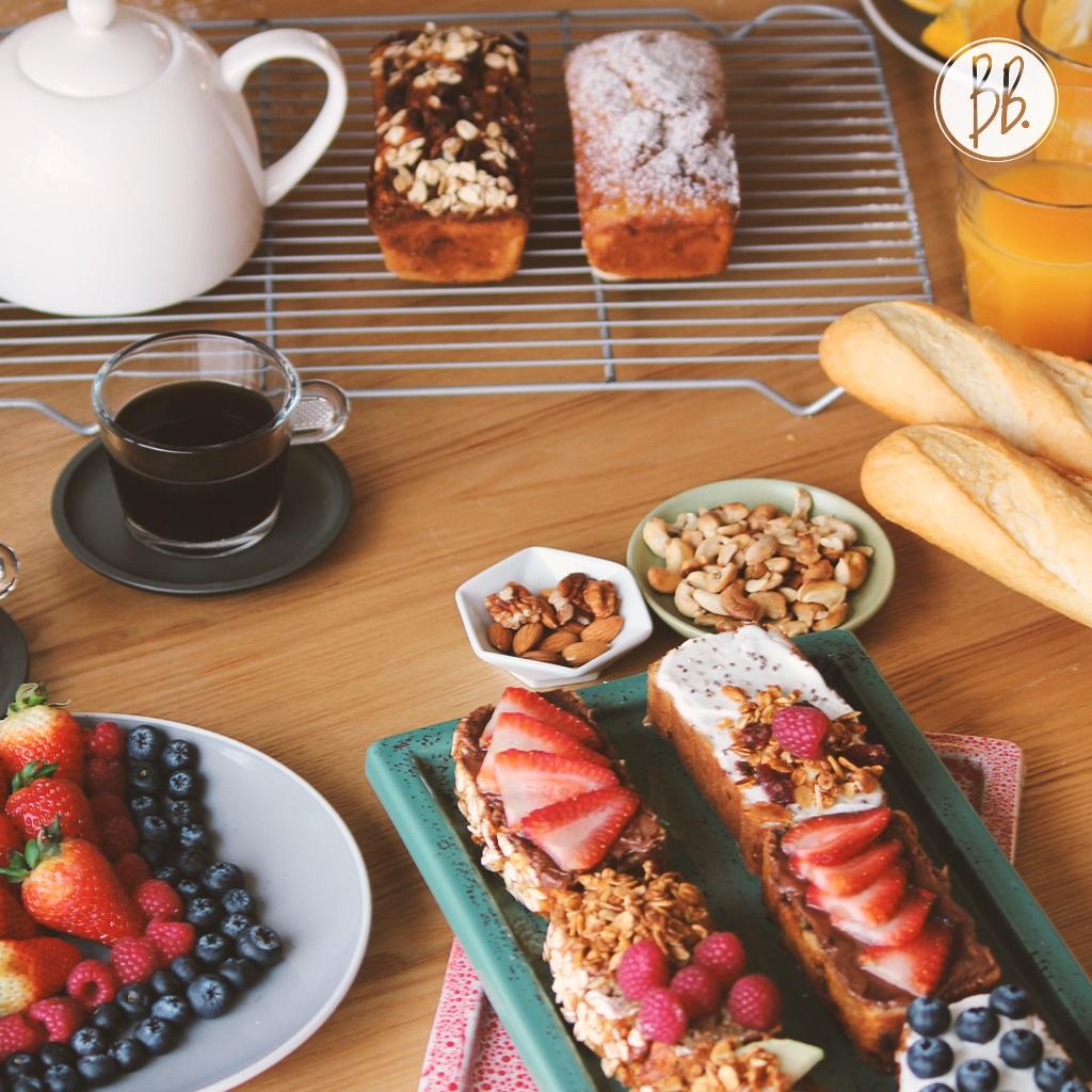 BananaBread - Desayuno
